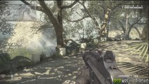 "COD ""Ghosts"" Tree Glitch on the Map Prison Break - Call of Duty Ghost Hiding Glitch!"