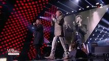 Hommage à Johnny Hallyday - Florent Pagny et Slimane / Victoires de la Musique 2018