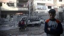 Violences alarmantes en Syrie