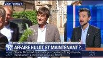 Accusations contre Hulot: les coulisses sur sa communication