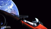 """SpaceX Starman Driving in Space - Elon Musk states """"It looks so fake!"""""""