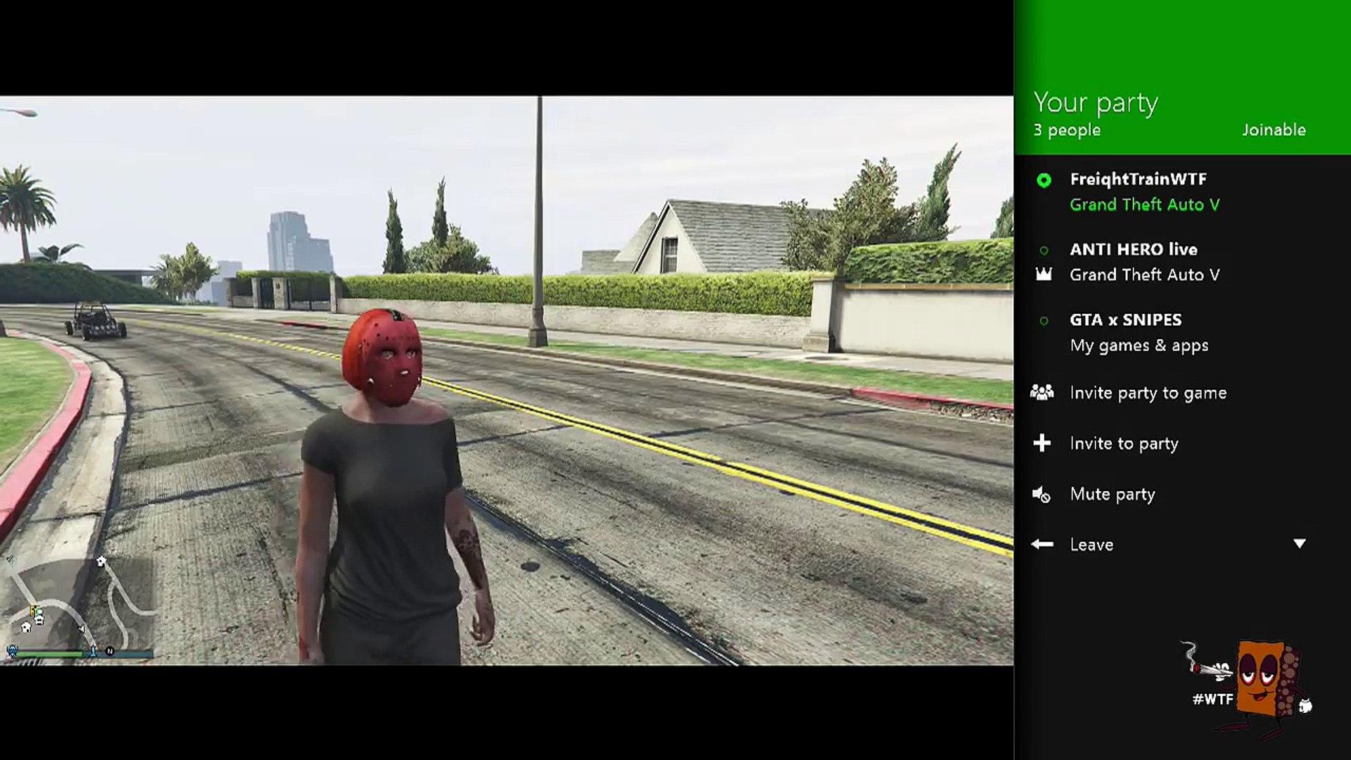 (PATCHED) GTA 5 Glitch give cars glitch