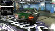 GTA 5 Online - Unlimited money trick duplicate cars! for all
