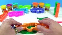 Unboxing Play-Doh Make And Mix Zoo Animals Fun Easy Play Set Creations