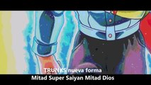Como dibujar a TRUNKS nueva transformación cap 61 / Drawing TRUNKS new form DRAGON BALL SUPER