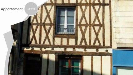 A louer - Appartement - Poitiers (86000) - 1 pièce - 30m²