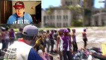 GTA 5 : DÉMEMBREMENT et SCÈNES GORES les plus GORES !!