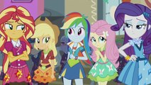 My Little Pony Equestria Girls Friendship Games - Los Juegos De La Amistad - Español Latino [HD]