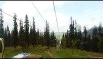Gondola ride, Gulmarg, Jammu and Kashmir, India