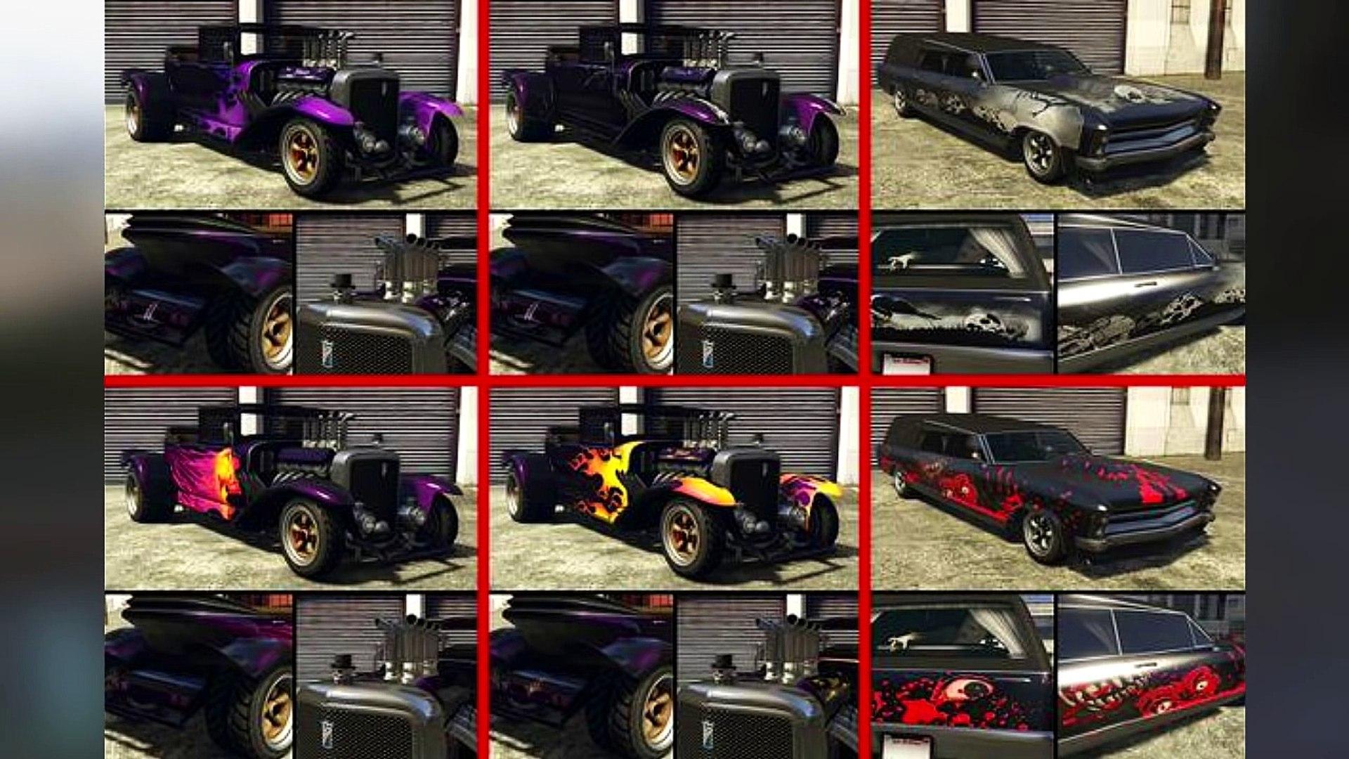 Gta 5 Halloween Cars 2020 GTA 5 HALLOWEEN DLC Update GTA 5 DLC Cars Prices, City Blackout
