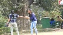 PADMAN PRANK!GIRL Droping Sanitary Pad in Public!Social Experiment!