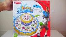 JEU - PÊCHE À LA LIGNE - Qui va Pêcher le plus de Poissons ? - Baby Fishing Game