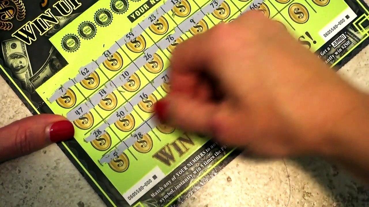 BACK TO BACK WINS WITH 5X JUMBO SYMBOLS!! Mighty Jumbo Bucks $25 GA Lottery  Scratchers