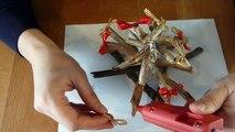 DIY : Décoration de Noël - déco de table à faire soi-même !