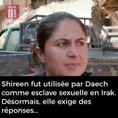 Document TERRIFIANT : face à face avec un exécuteur de Daech.