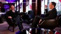 Johnny Hallyday : Très ému, Jean Dujardin évoque ses derniers souvenirs du chanteur (Vidéo)