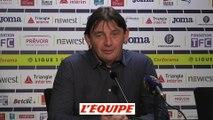 Foot - L1 - Toulouse : Debève «Il y avait peut-être un peu mieux à faire»