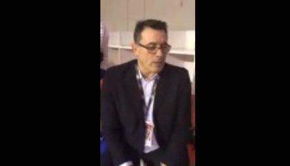 """Stéphane Traineau : """"J'ai vu des athlètes engagés"""""""