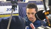 """8es - Marquinhos: """"On est presque prêt pour le Real"""""""
