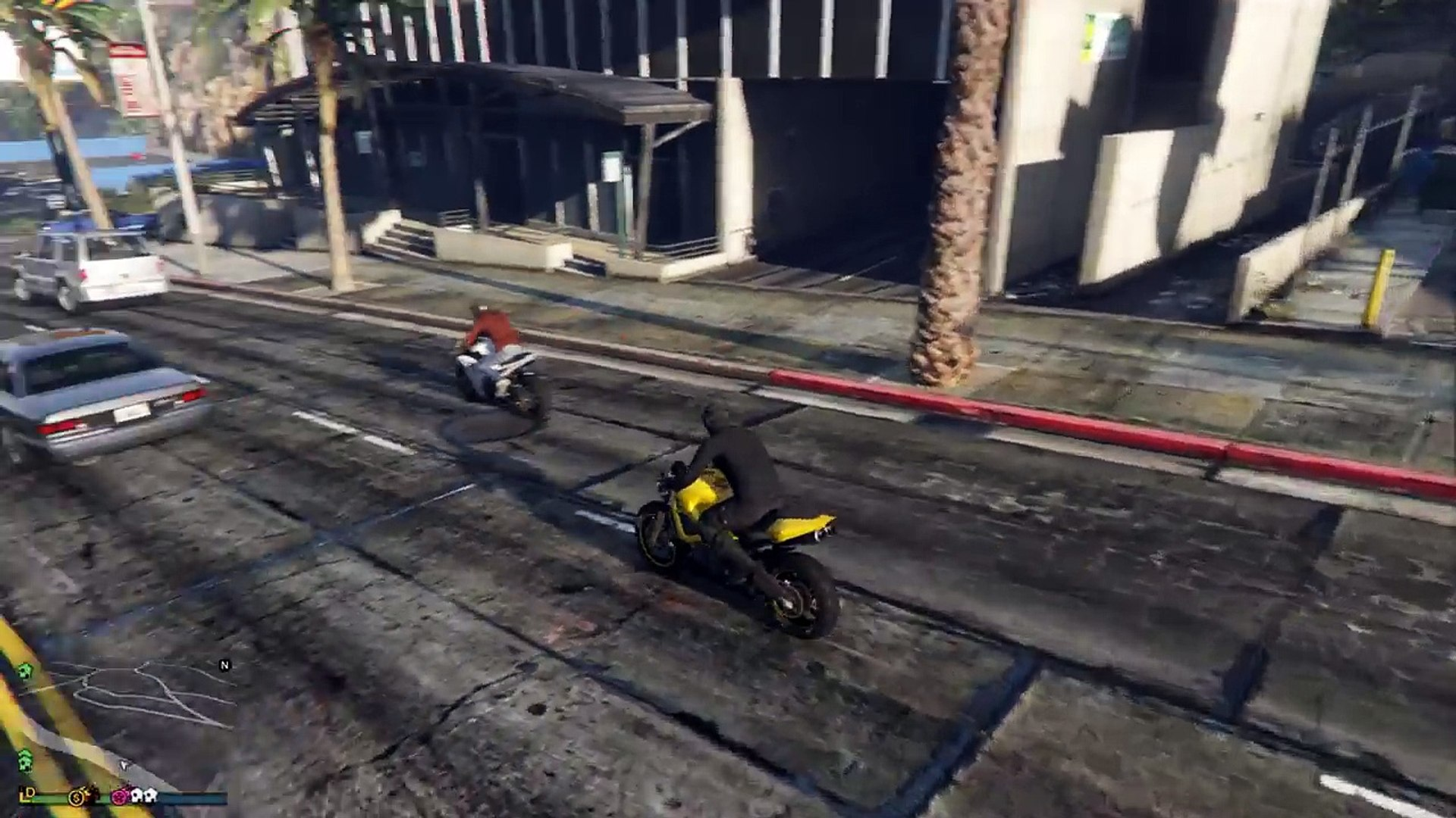 Làm Cướp Trong GTA V Tập 1 Kiếm Tiền Chuẩn Bị Mua Xe -GTA 5 KOP CITY #1 - ThanhTrungGM