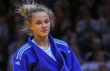 "Daria Bilodid :  ""I want only gold"""