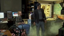 Grand Theft Auto 5 Glitches - Interactive Lester Cutscene & Godmode Online