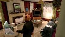GTA 5 Online: How to Get Inside FRANKLIN'S House Glitch (Inside