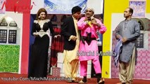 Pakistani Stage Dramas Most Funny Clips - Afreen Pari Hot Scene on Stage Theatre - Nonstop Comedy