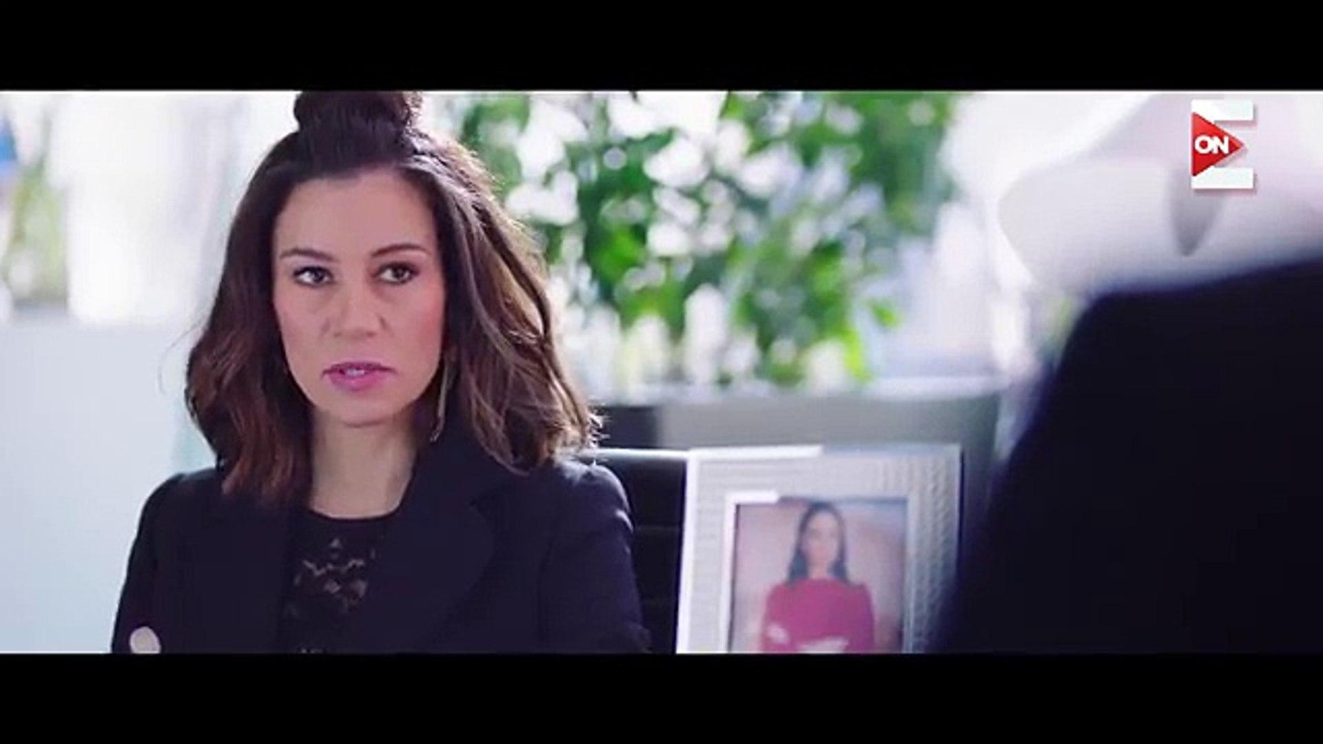 مسلسل أرض جو Hd الحلقة الثانية والعشرون غادة عبد الرازق Ard Gaw Episode 22 فيديو Dailymotion