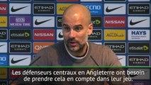 """Premier League: 27e j. - Guardiola: """"Laporte doit mieux comprendre les attaquants anglais"""""""
