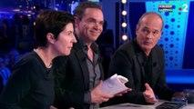 ONPC : Pour Laurent Baffie, Christine Angot n'aime pas l'humour (vidéo)