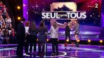 """À la fin de """"Seul contre tous"""", Nagui annonce Laurent Ruquier et """"On a tout essayé"""" - Regardez"""