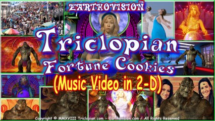 Triclopian Fortune Cookies (Music Video)