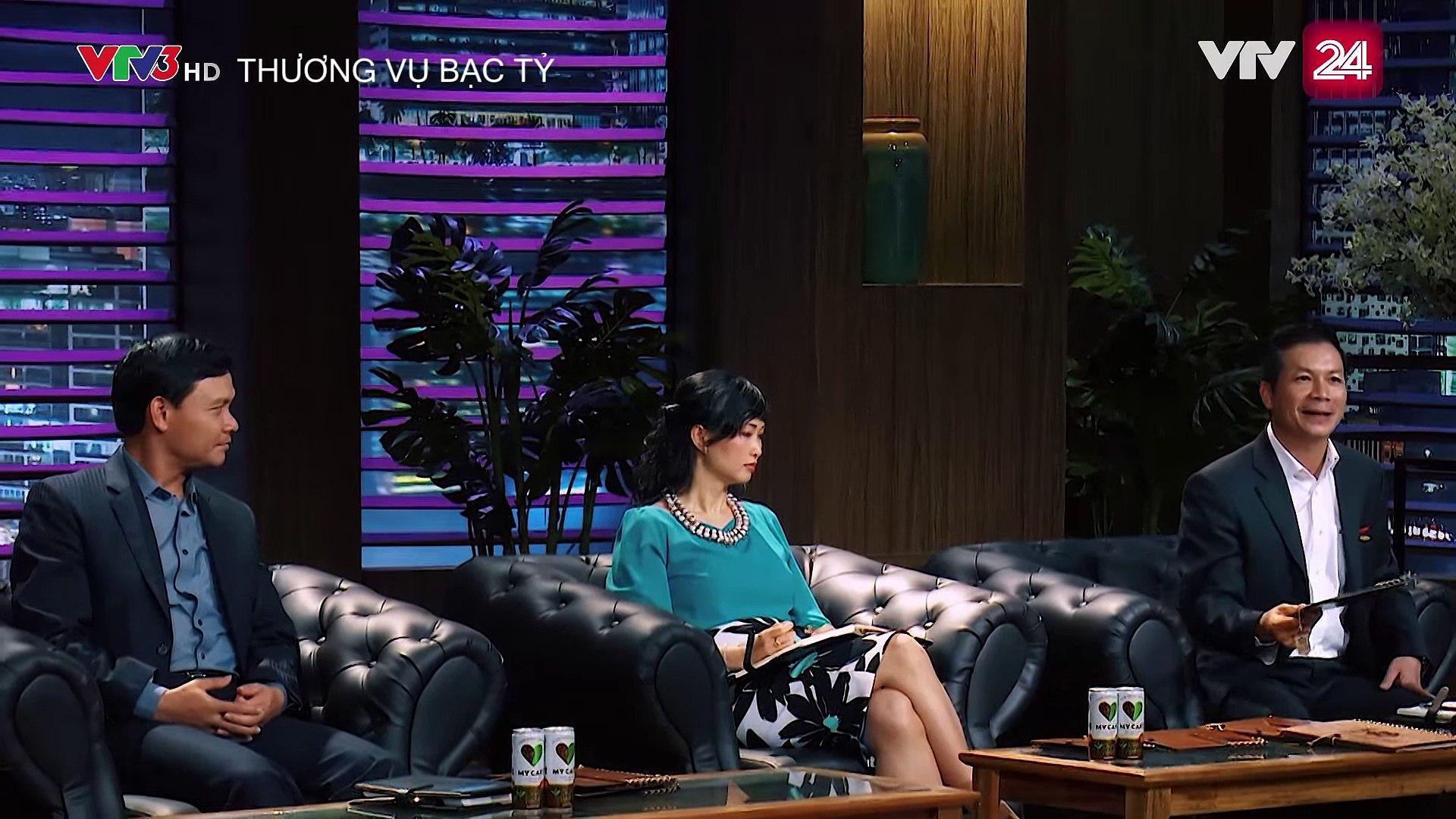 Thương Vụ Bạc Tỷ Tập 14 FULL HD l Shark Tank Việt Nam l HOA HẬU THỂ THAO GỌI VỐN SHARK TANK -  SHARK