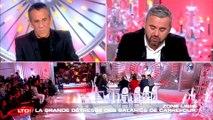 Les terriens du dimanche: Raquel Garrido et Alexis Corbière réunis sur un même plateau !- Alexis Corbière en larmes