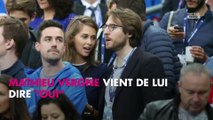 Ophélie Meunier et Mathieu Vergne se sont mariés, découvrez les photos de la cérémonie