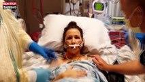 Atteinte de mucoviscidose, elle prend sa première respiration après une greffe (vidéo)