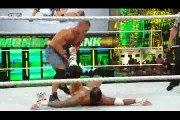 WWE Money In The Bank 2011 - CM Punk vs John Cena - 5 Star Match