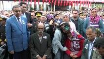 Şehitlerimizi uğurluyoruz - Şehit  Piyade Astsubay Üstçavuş Hasan Kuş'un cenaze töreni- MERSİN