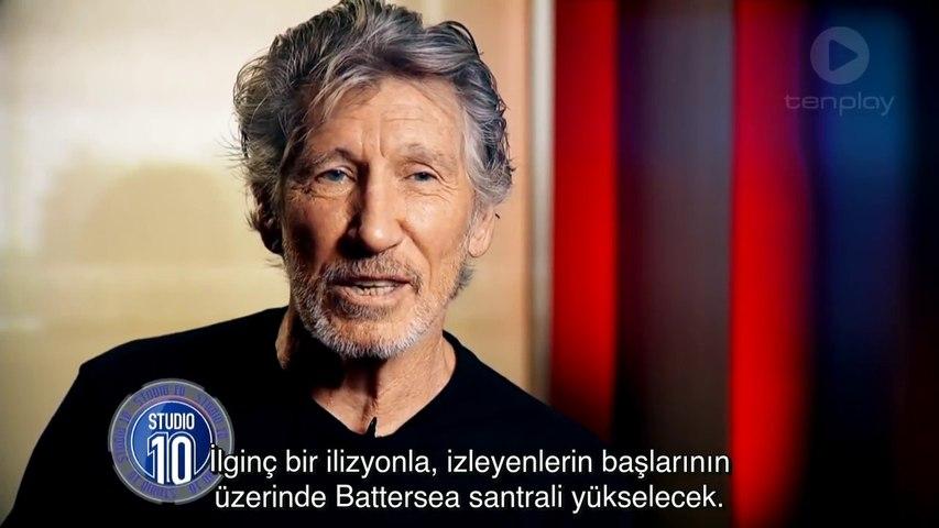 Roger Waters 2018 Avustralya Turnesi Türkçe Altyazılı Söyleşi