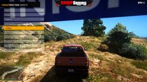 GTA 5 SHQIP - Me Kerre Reale per Mount Chiliad !! - SHQIPGaming