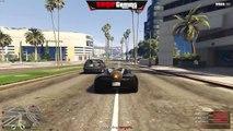 GTA 5 SHQIP - Kerri si Raket !! - SHQIPGaming