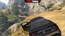 GTA 5 SHQIP - Këmbëmadhi vs Gjuetari !! - SHQIPGaming