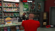 GTA 5 SHQIP - Hajduti i Super Marketit - FPSH - | SHQIPGaming