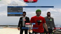 GTA 5 SHQIP - Ndeshje me Kerre n'Qiell !! - SHQIPGaming