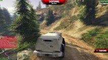 GTA 5 SHQIP - Challenge Me 4 SHQIPTAR per Mount Chiliad - SHQIPGaming