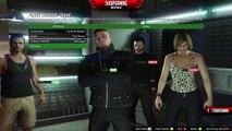GTA 5 SHQIP - Shpetimi i AVIT me 3 SHQIPTAR tjere - SHQIPGaming