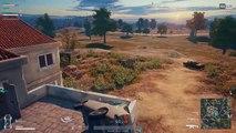 Player Unknown Battlegrounds - Наша машина на крыше , чувак ! (Угар и Смешные моменты )