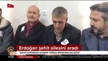 Cumhurbaşkanı Erdoğan: Şehitlerimizin kanını yerde bırakmayacağız