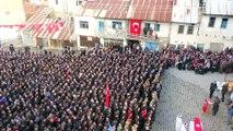 Şehitlerimizi uğurluyoruz - Şehit Piyade Uzman Onbaşı Hamza Karacaoğlu'nun cenaze töreni (1) - GİRESUN